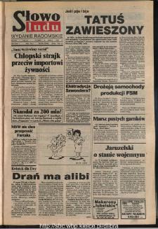 Słowo Ludu,1993 R.XLIV, nr 56 (wydanie radomskie)