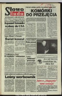 Słowo Ludu,1993 R.XLIV, nr 58