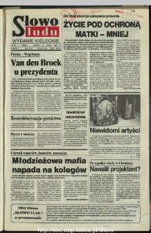 Słowo Ludu,1993 R.XLIV, nr 62