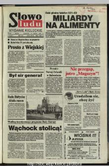 Słowo Ludu,1993 R.XLIV, nr 64
