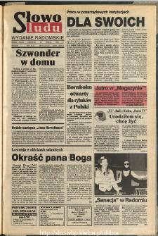 Słowo Ludu,1993 R.XLIV, nr 70 (wydanie radomskie)