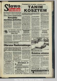 Słowo Ludu,1993 R.XLIV, nr 74 (wydanie radomskie)