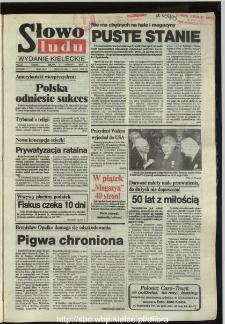 Słowo Ludu,1993 R.XLIV, nr 91