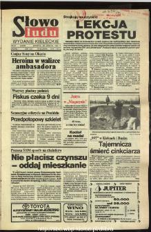 Słowo Ludu,1993 R.XLIV, nr 92