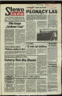 Słowo Ludu,1993 R.XLIV, nr 95