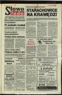 Słowo Ludu,1993 R.XLIV, nr 98