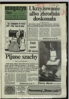 Słowo Ludu,1993 R.XLIV, nr 103 (magazyn)