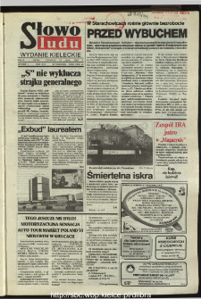 Słowo Ludu,1993 R.XLIV, nr 108