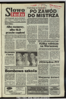 Słowo Ludu,1993 R.XLIV, nr 117