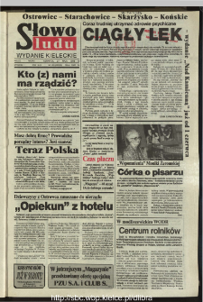 Słowo Ludu,1993 R.XLIV, nr 120