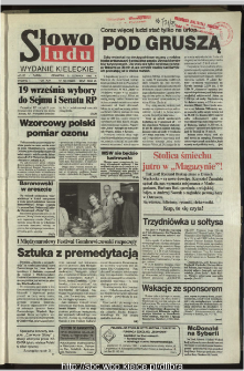 Słowo Ludu,1993 R.XLIV, nr 126