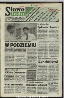 Słowo Ludu,1993 R.XLIV, nr 128