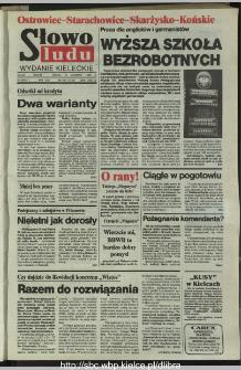 Słowo Ludu,1993 R.XLIV, nr 136 (Ostrowiec-Starachowiece-Skarżysko-Końskie)