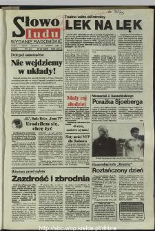 Słowo Ludu,1993 R.XLIV, nr 137 (wydanie radomskie)