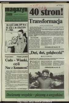 Słowo Ludu,1993 R.XLIV, nr 138 (magazyn)