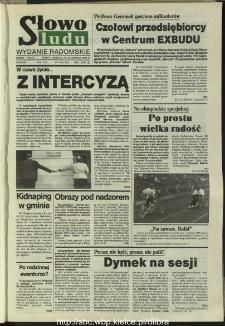 Słowo Ludu,1993 R.XLIV, nr 139 (wydanie radomskie)