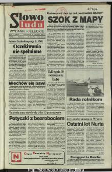 Słowo Ludu,1993 R.XLIV, nr 140