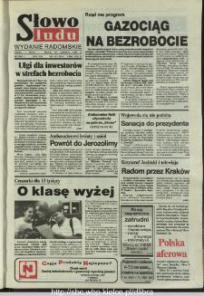 Słowo Ludu,1993 R.XLIV, nr 142 (wydanie radomskie)