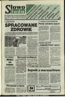 Słowo Ludu,1993 R.XLIV, nr 145 (wydanie radomskie)