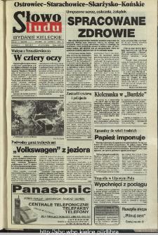 Słowo Ludu,1993 R.XLIV, nr 147 (Ostrowiec-Starachowiece-Skarżysko-Końskie)