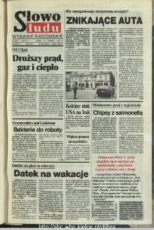 Słowo Ludu,1993 R.XLIV, nr 148 (wydanie radomskie)