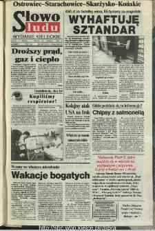 Słowo Ludu,1993 R.XLIV, nr 148 (Ostrowiec-Starachowiece-Skarżysko-Końskie)