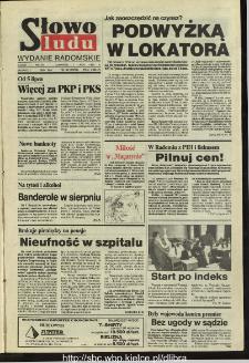 Słowo Ludu,1993 R.XLIV, nr 149 (wydanie radomskie)