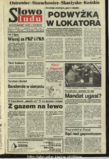 Słowo Ludu,1993 R.XLIV, nr 149 (Ostrowiec-Starachowiece-Skarżysko-Końskie)