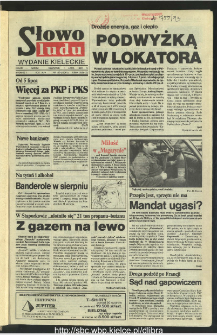 Słowo Ludu,1993 R.XLIV, nr 149