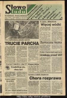 Słowo Ludu,1993 R.XLIV, nr 151 (wydanie radomskie)