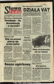 Słowo Ludu,1993 R.XLIV, nr 153