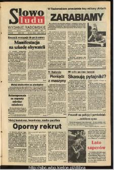 Słowo Ludu,1993 R.XLIV, nr 154 (wydanie radomskie)