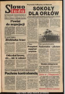 Słowo Ludu,1993 R.XLIV, nr 155 (wydanie radomskie)