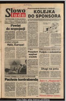 Słowo Ludu,1993 R.XLIV, nr 155