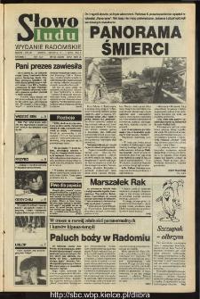 Słowo Ludu,1993 R.XLIV, nr 157 (wydanie radomskie)