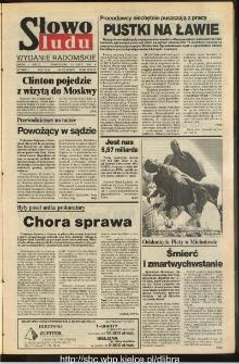 Słowo Ludu,1993 R.XLIV, nr 158 (wydanie radomskie)