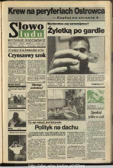 Słowo Ludu,1993 R.XLIV, nr 163 (wydanie radomskie)