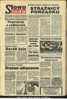 Słowo Ludu,1993 R.XLIV, nr 164 (wydanie radomskie)