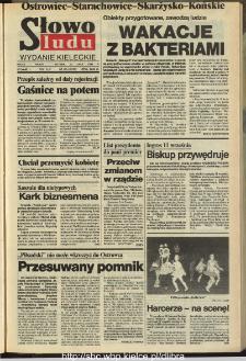 Słowo Ludu,1993 R.XLIV, nr 165 (Ostrowiec-Starachowiece-Skarżysko-Końskie)