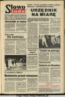 Słowo Ludu,1993 R.XLIV, nr 166 (wydanie radomskie)