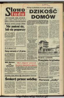 Słowo Ludu,1993 R.XLIV, nr 167