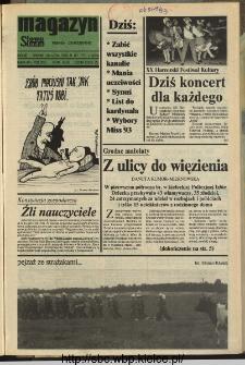 Słowo Ludu,1993 R.XLIV, nr 168 (magazyn)
