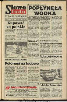 Słowo Ludu,1993 R.XLIV, nr 170 (wydanie radomskie)
