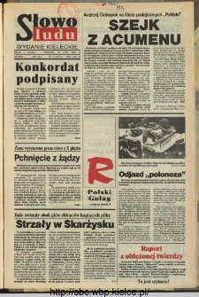 Słowo Ludu,1993 R.XLIV, nr 173