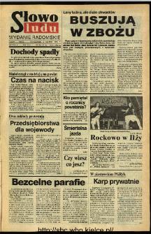 Słowo Ludu,1993 R.XLIV, nr 176 (wydanie radomskie)