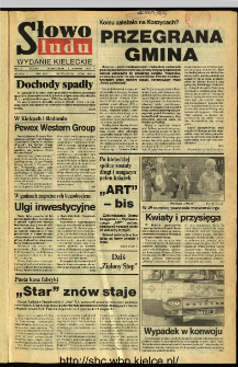 Słowo Ludu,1993 R.XLIV, nr 176