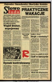 Słowo Ludu,1993 R.XLIV, nr 177 (Ostrowiec-Starachowiece-Skarżysko-Końskie)
