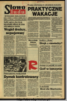 Słowo Ludu,1993 R.XLIV, nr 177