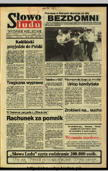 Słowo Ludu,1993 R.XLIV, nr 178