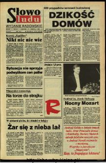 Słowo Ludu,1993 R.XLIV, nr 179 (wydanie radomskie)